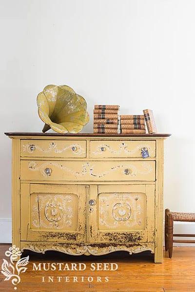 Miss Mustard Seed's Milk Paint: Χρώματα για να μεταμορφώσετε το σπίτι σας