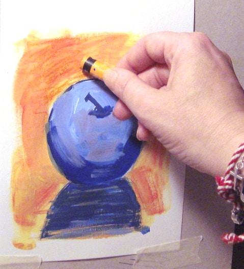 Εικαστικό Καφενείο: Online μαθήματα ζωγραφικής 9