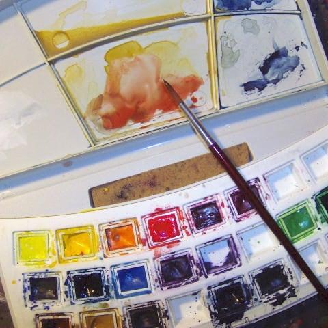 Εικαστικό Καφενείο: Online μαθήματα ζωγραφικής 3