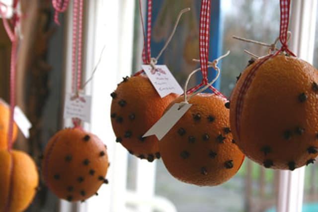 Χριστούγεννα με άρωμα πορτοκάλι 1