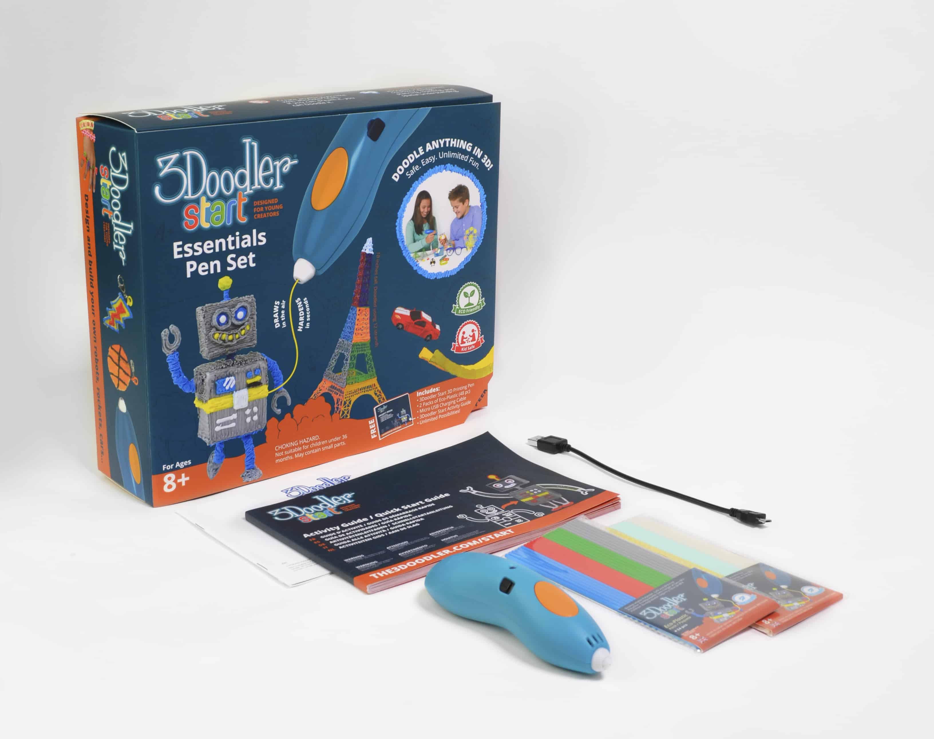 3Doodler: τα πρώτα 3D στυλό στον κόσμο 11