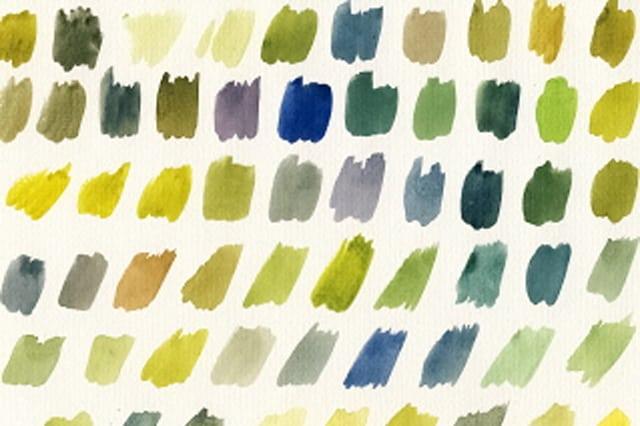 Μάθημα ζωγραφικής: Εισαγωγή στο χρώμα 2