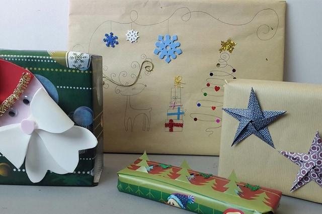 Χειροποίητες συσκευασίες για τα δώρα μας στο Hello Kids 1