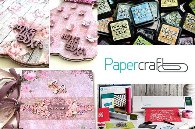 Papercraft.gr: Είδη χειροτεχνίας και γραφείου 1