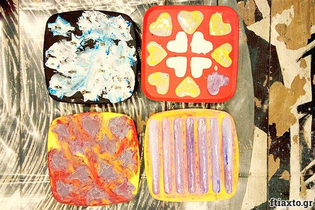 Αντικείμενα από τσιμέντο
