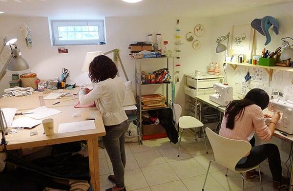 Kifisia Kraft: Νέο σεμινάριο Block Printing και νεα πατρόν ραπτικής και σετ υφασμάτων στο e-shop! 7