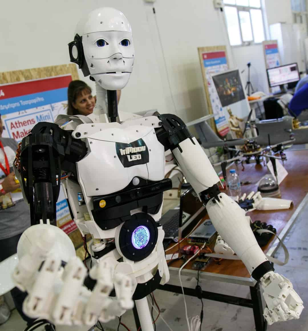 Athens Mini Maker Faire 2017 - Έλα να δεις, να μάθεις, να φτιάξεις! 6