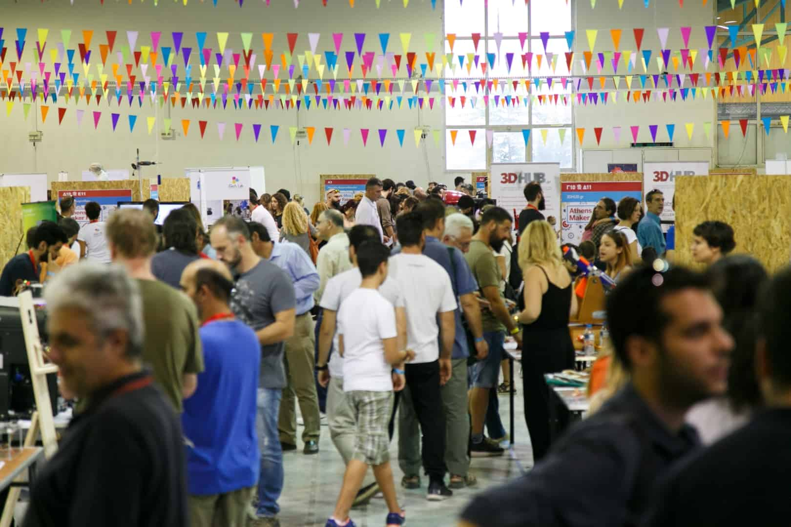 Athens Mini Maker Faire 2017 - Έλα να δεις, να μάθεις, να φτιάξεις! 2