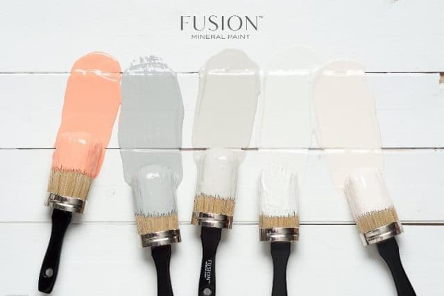 Xρώματα Fusion™ Mineral Paint από το The Paintbox 1