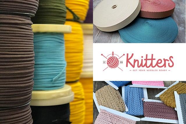 Knitters.gr: Ηλεκτρονικό κατάστημα με είδη ραπτικής 1