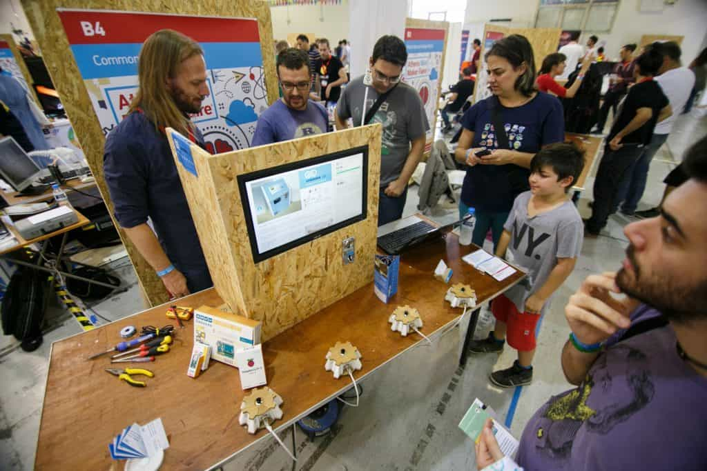 To ftiaxto.gr στο Athens Mini Maker Faire 2017 7