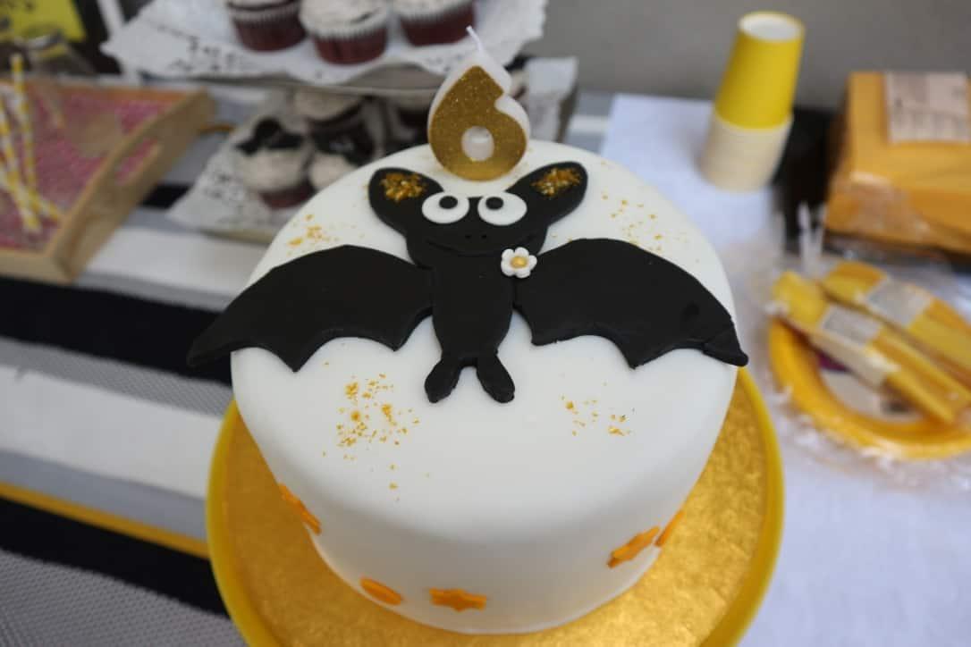 Πάρτι με θέμα νυχτερίδες 3