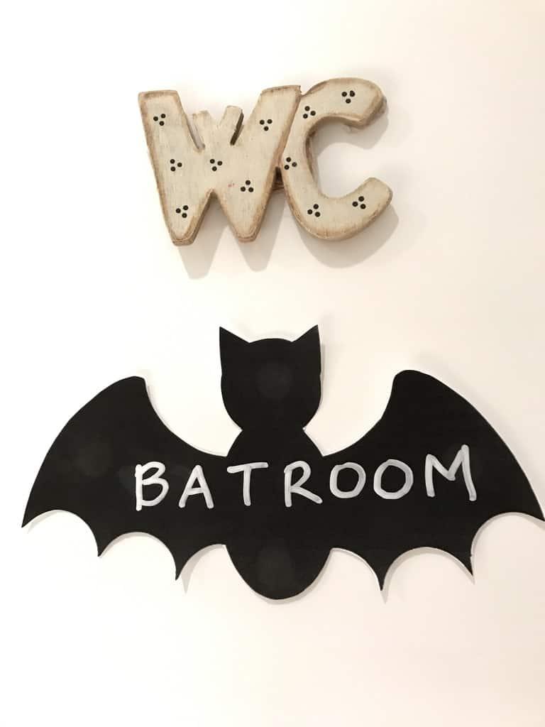 Πάρτι με θέμα νυχτερίδες 7