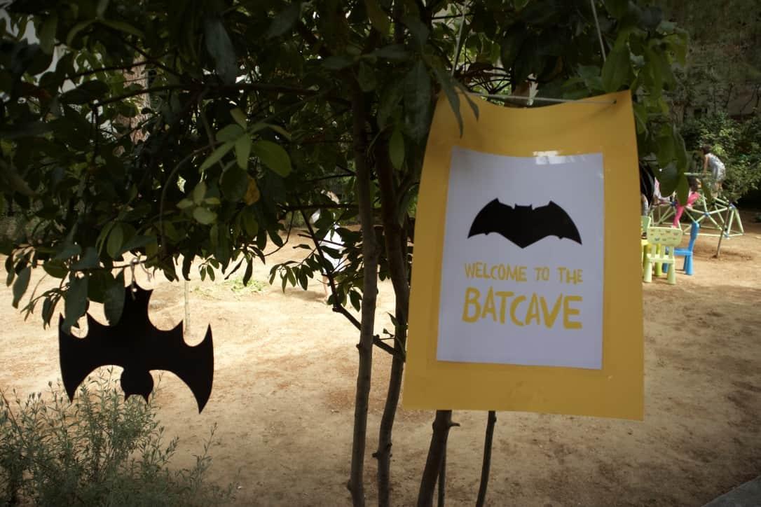 Πάρτι με θέμα νυχτερίδες 2