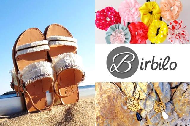Birbilo: Χειροποίητα αξεσουάρ, κοσμήματα και εποχιακά 1