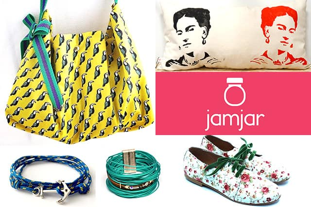 jamjar.gr: Το μεγαλύτερο ελληνικό online marketplace χειροποίητων ειδών 2