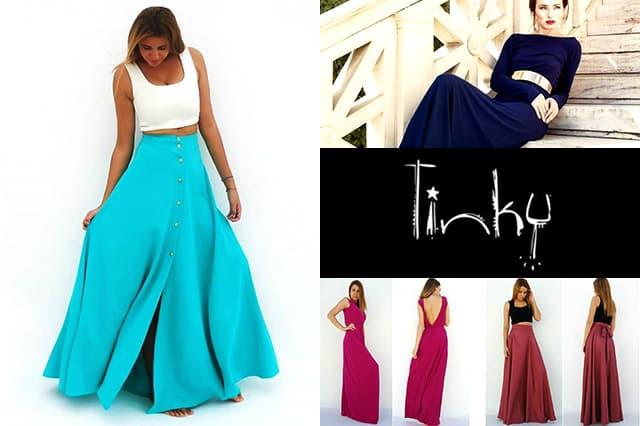 f55c8ee6cba Tinky: Χειροποίητα ρούχα με φαντασία και στύλ - ftiaxto.gr