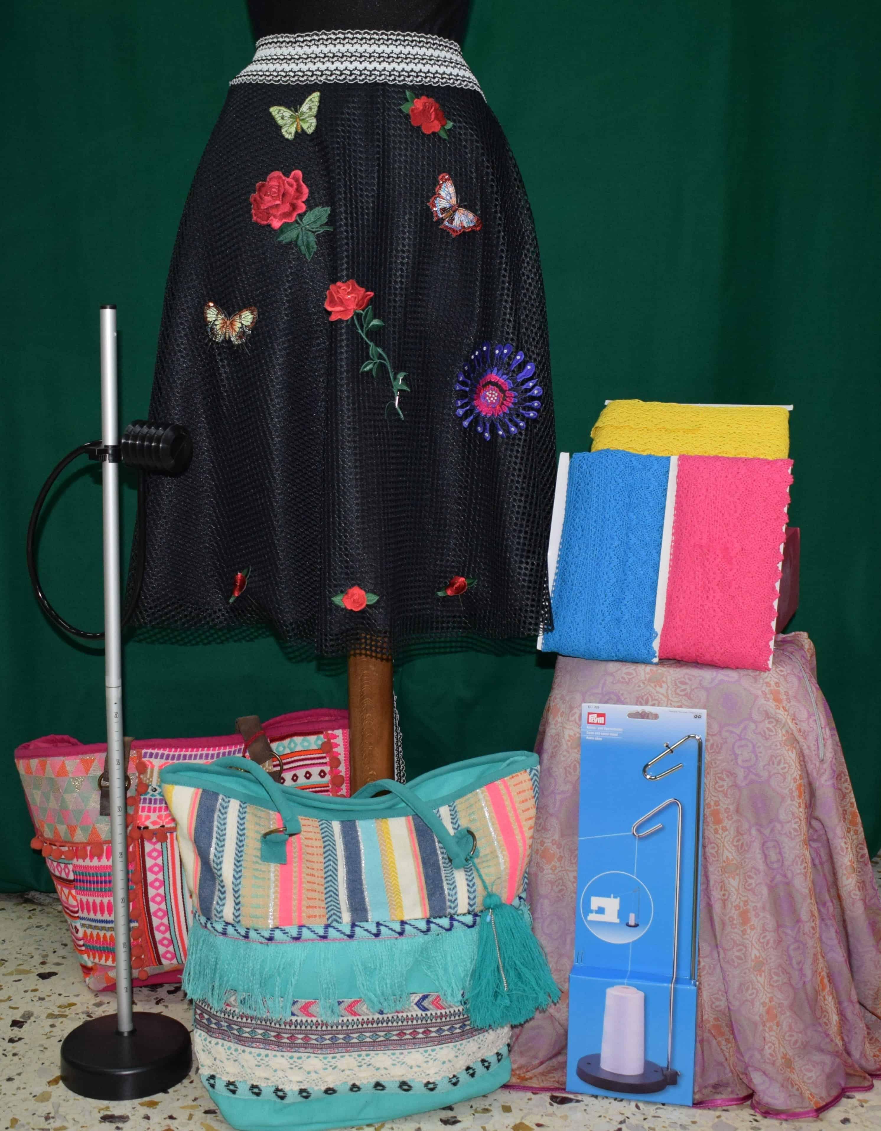 Κακλαμάνης - Μαρία Τζαβάρα: Υλικά ραπτικής & πλεξίματος από το 1950 8