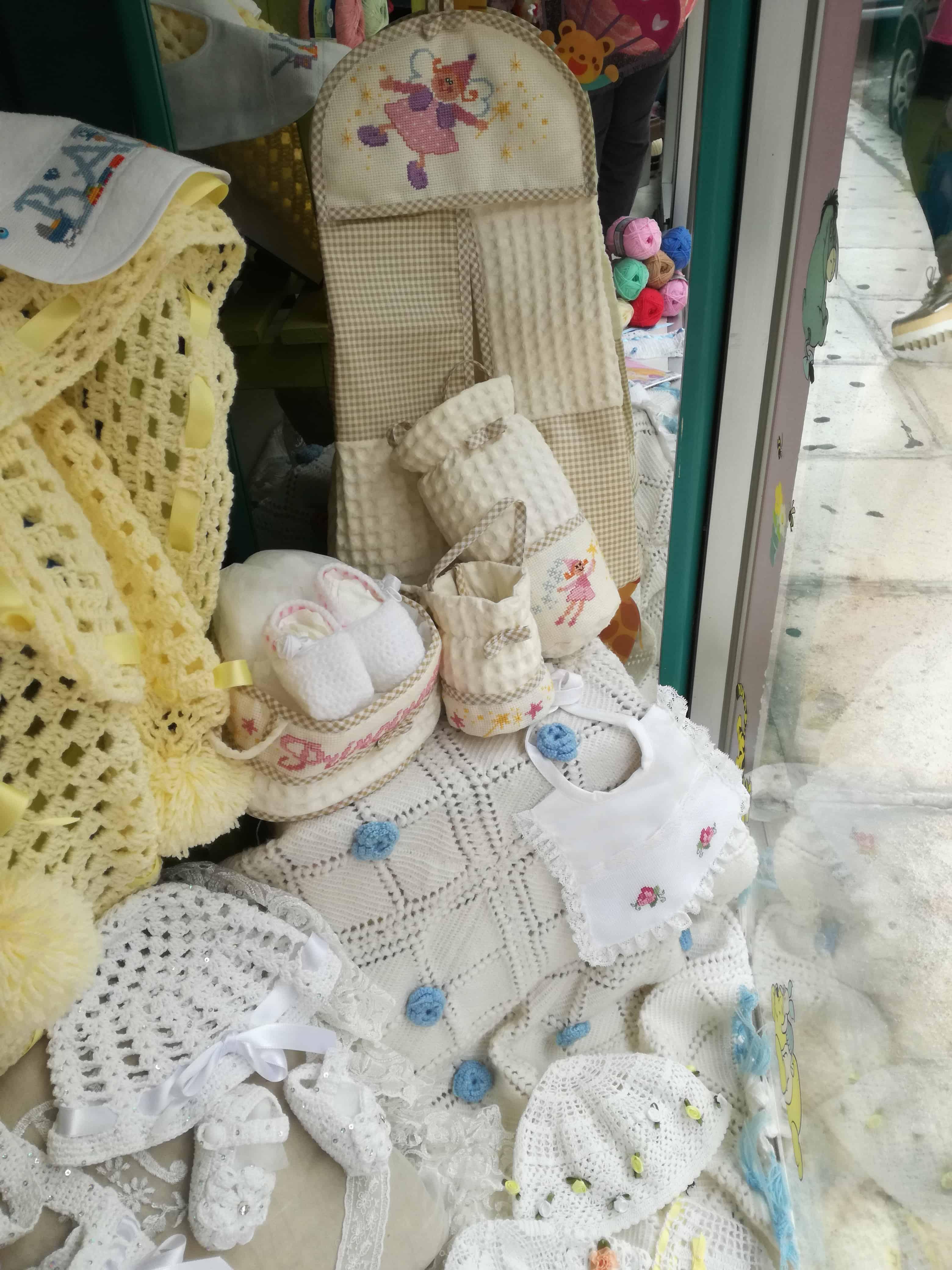 Κακλαμάνης - Μαρία Τζαβάρα: Υλικά ραπτικής & πλεξίματος από το 1950 4