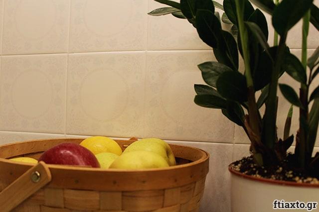 Ανανέωση κουζίνας: πως να βάψεις τα πλακάκια