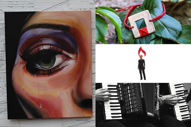 Το Σπίρτο: Καλλιτεχνικό εργαστήρι για μουσική, εικαστικά και μοντέρνες τέχνες 1