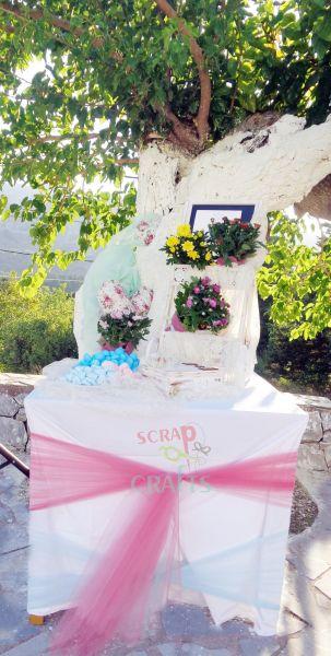 Scrap Crafts: Είδη χειροτεχνίας, υλικά γάμου & βάπτισης 4
