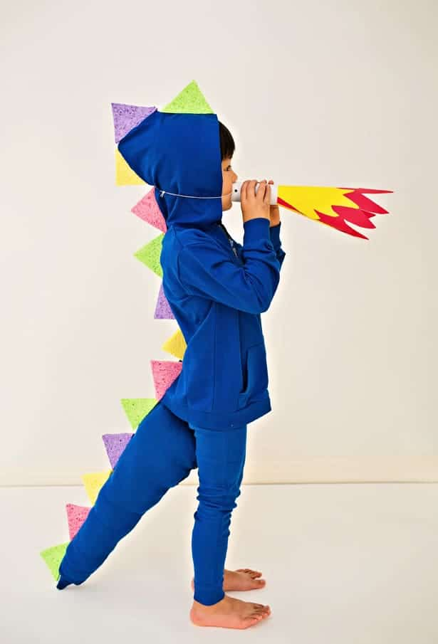 Χειροποίητες αποκριάτικες στολές για παιδιά 3
