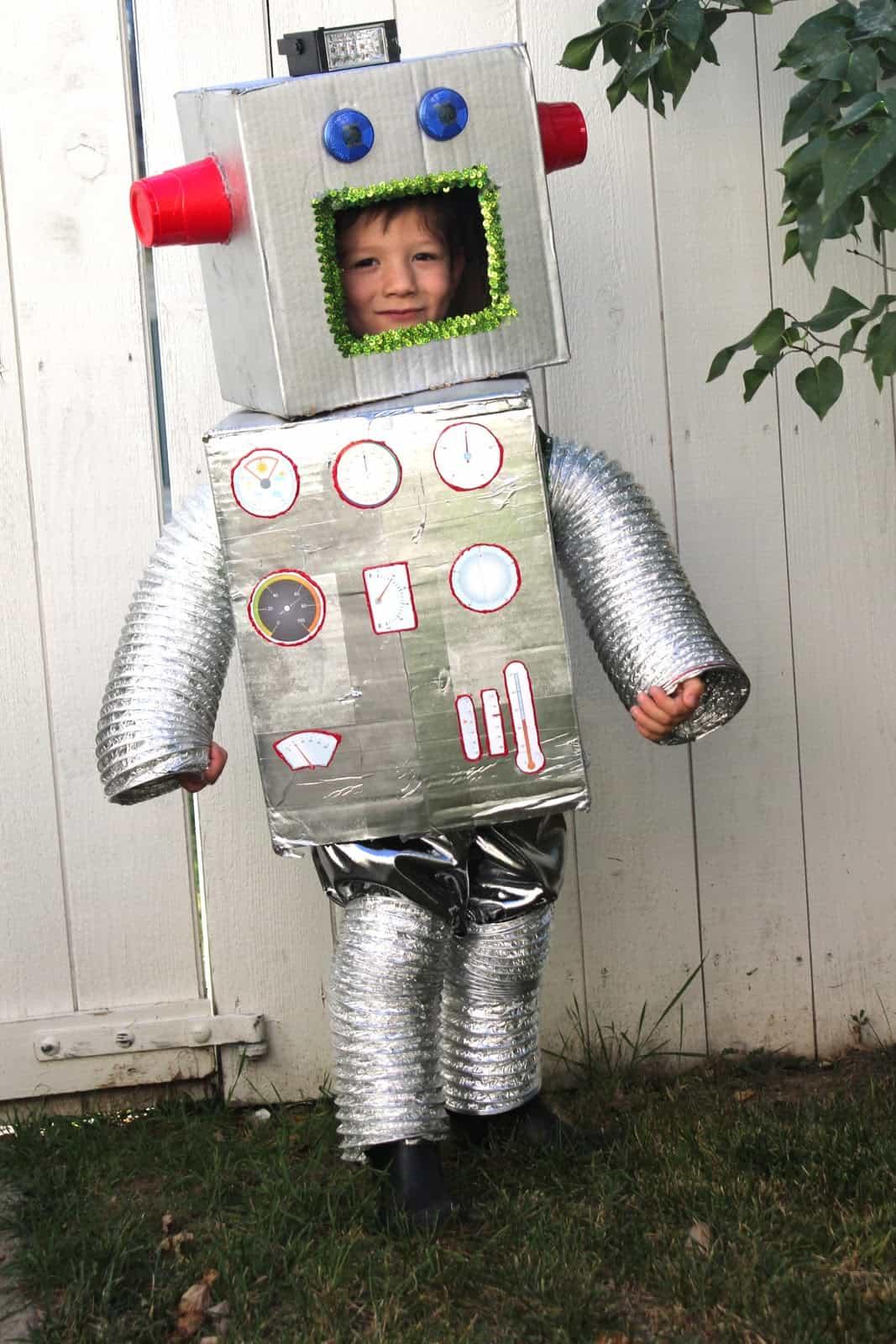 Χειροποίητες αποκριάτικες στολές για παιδιά 5