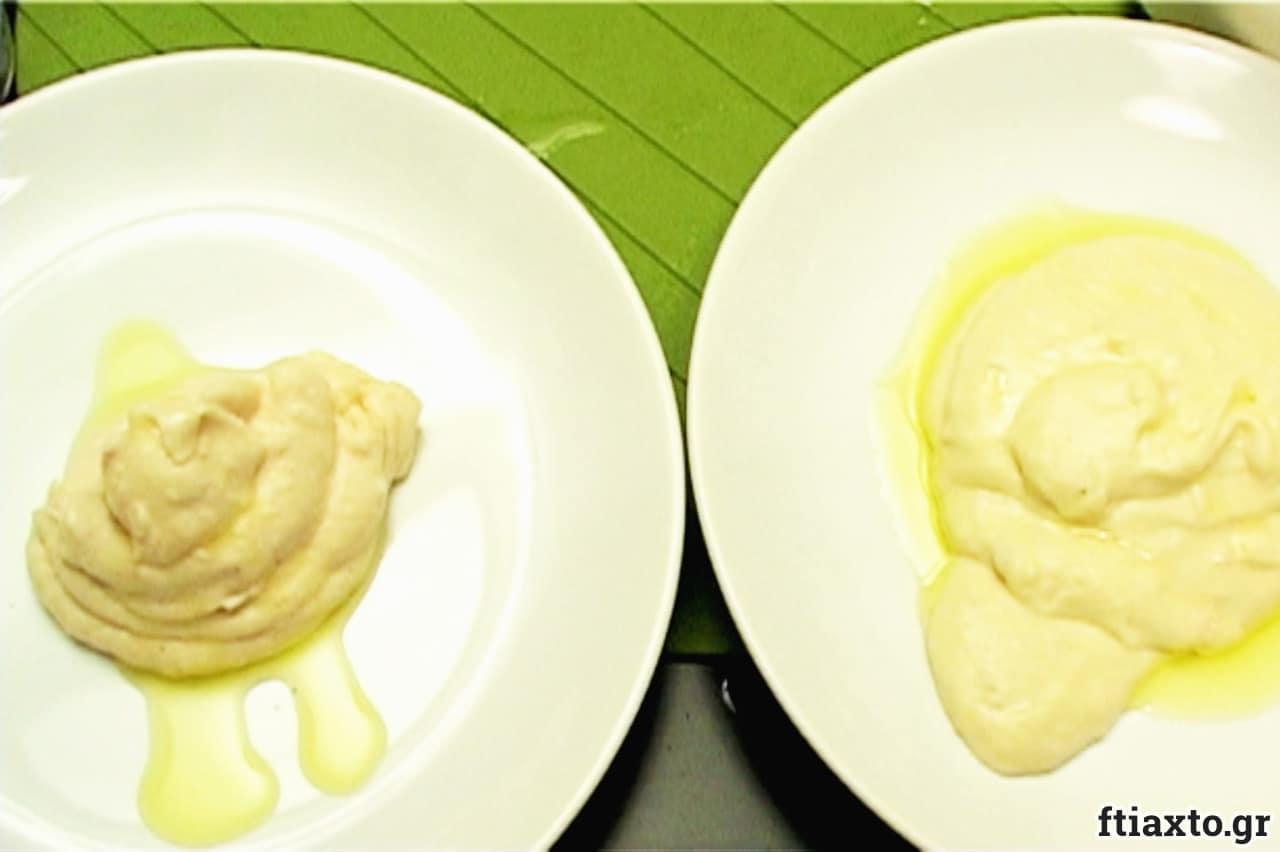 Σπιτική ταραμοσαλάτα (με πατάτα) 1