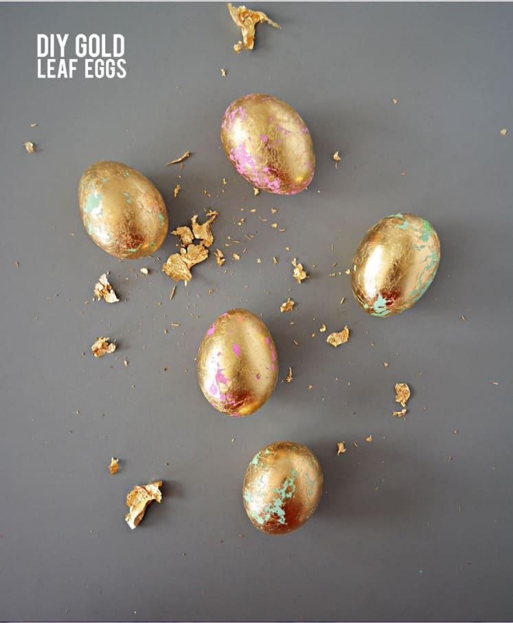 Ιδέες για βάψιμο πασχαλινών αυγών 11
