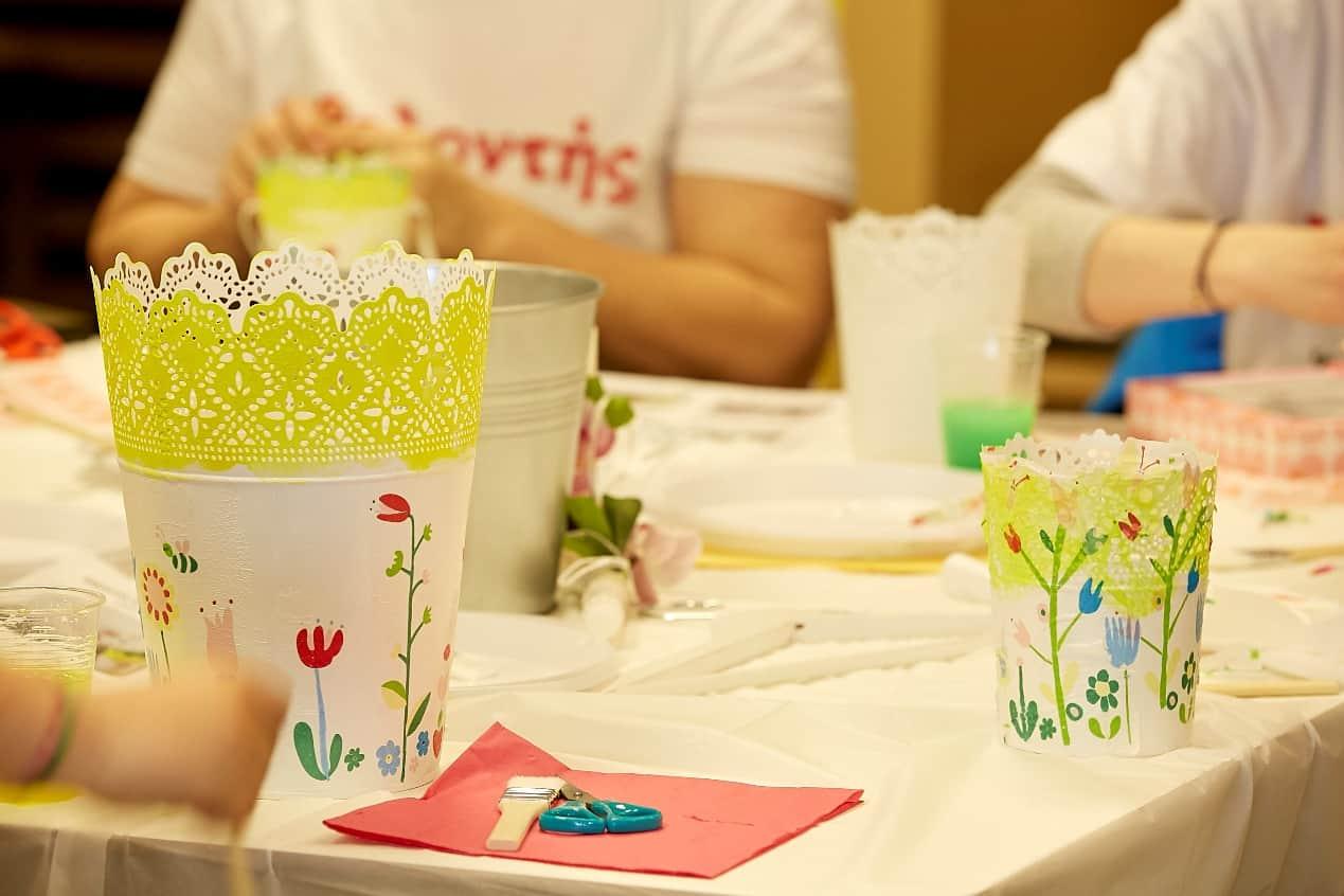 Το ftiaxto.gr για την Ημέρα Εθελοντισμού του Ομίλου FOURLIS 4
