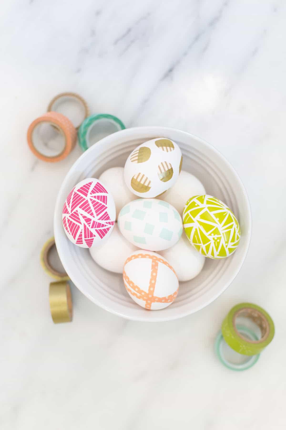 Ιδέες για βάψιμο πασχαλινών αυγών 21