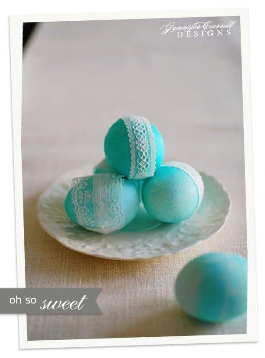Ιδέες για βάψιμο πασχαλινών αυγών 20