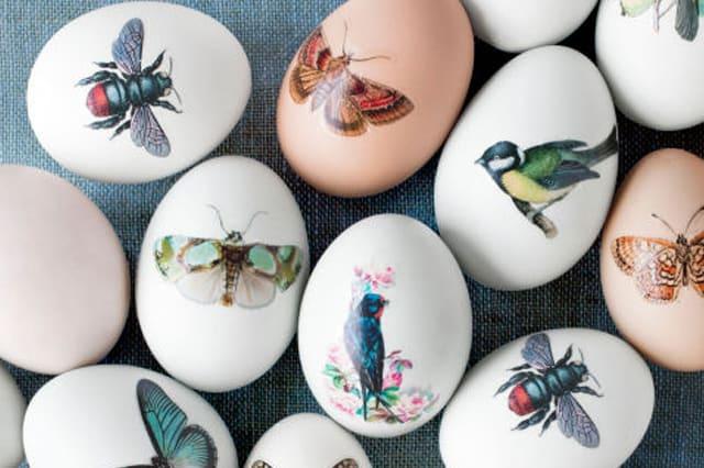 Ιδέες για βάψιμο πασχαλινών αυγών 14