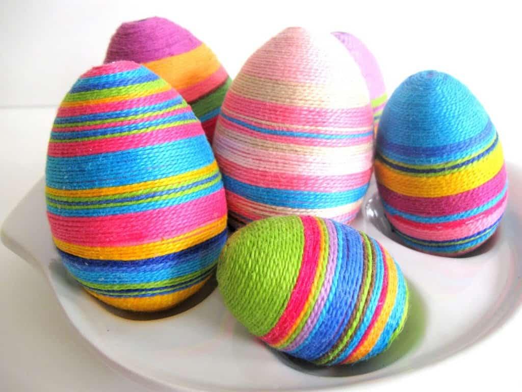 Ιδέες για βάψιμο πασχαλινών αυγών 5