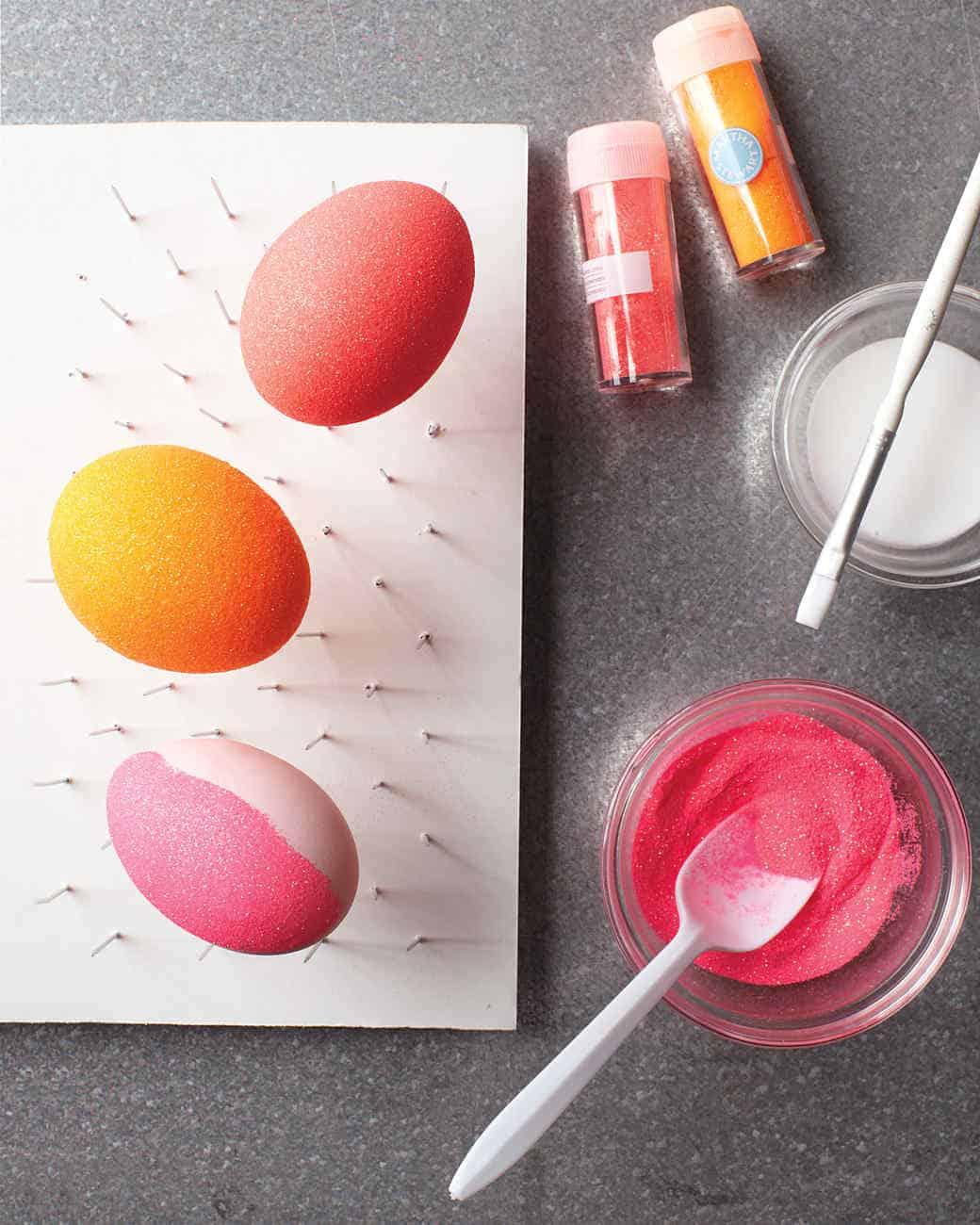 Ιδέες για βάψιμο πασχαλινών αυγών 7