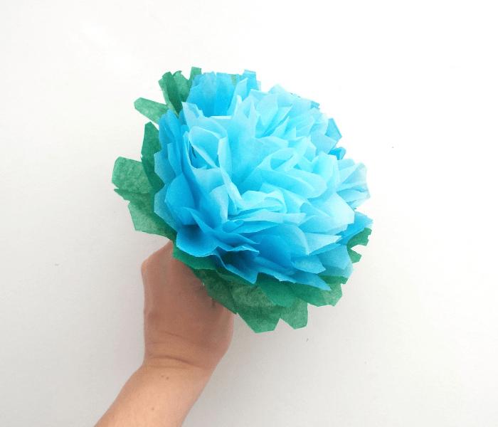 10 χειροποίητα λουλούδια από χαρτί 2