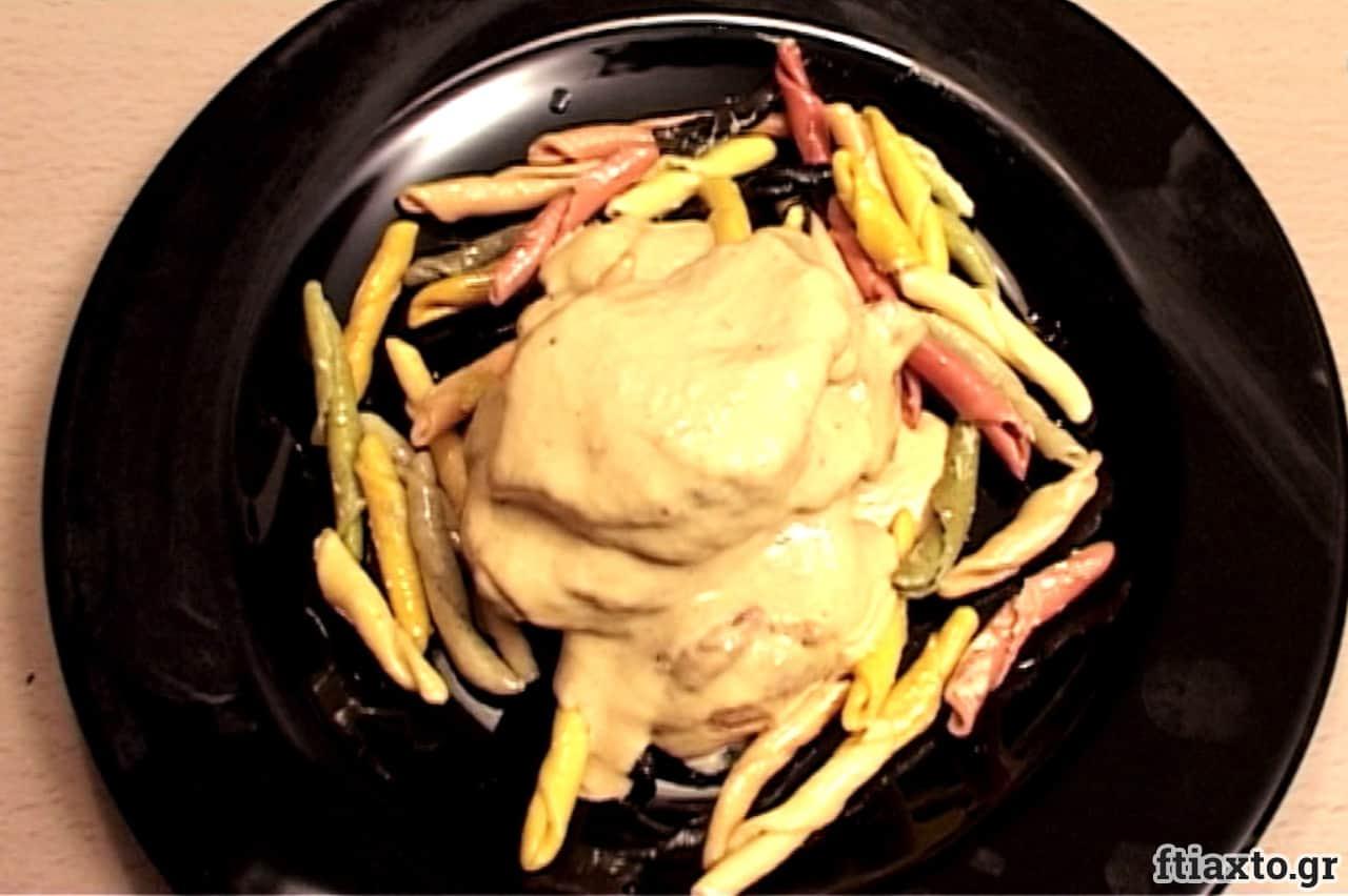 Ψαρονέφρι με σάλτσα μουστάρδας 2