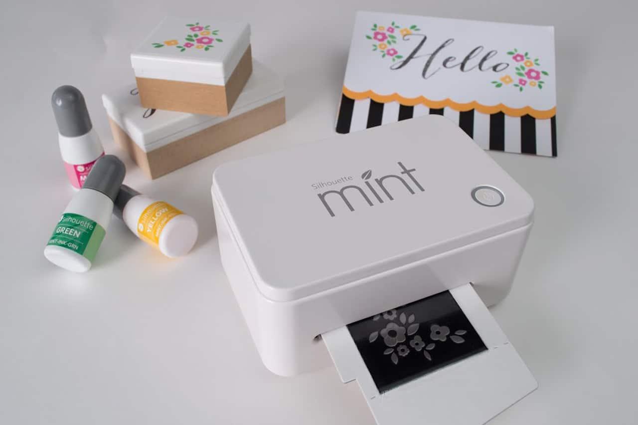 Παρουσίαση εργαλείου: Silhouette Mint Custom Stamp Maker 5