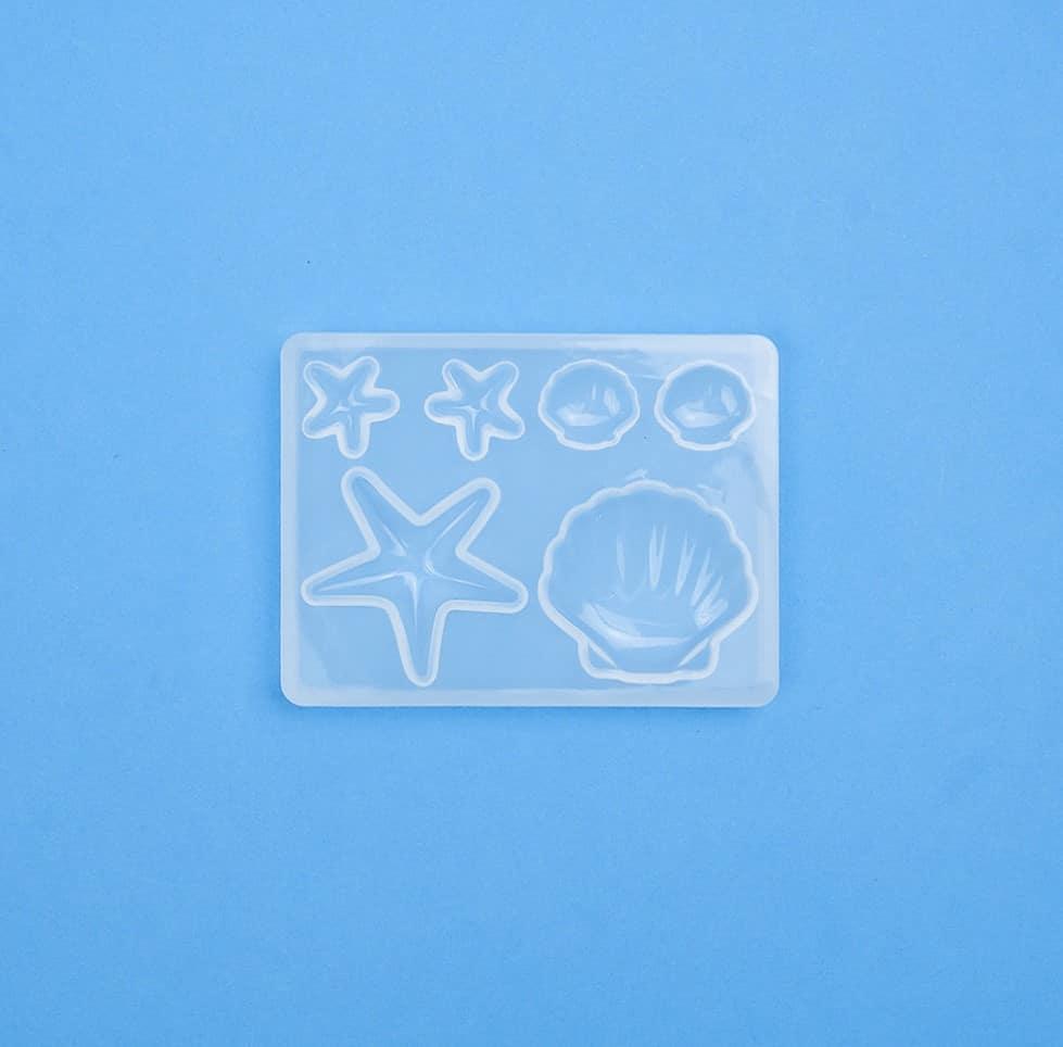 Reschimica: υγρό γυαλί (ρητίνες), καλούπια, σιλικόνες, χρώματα