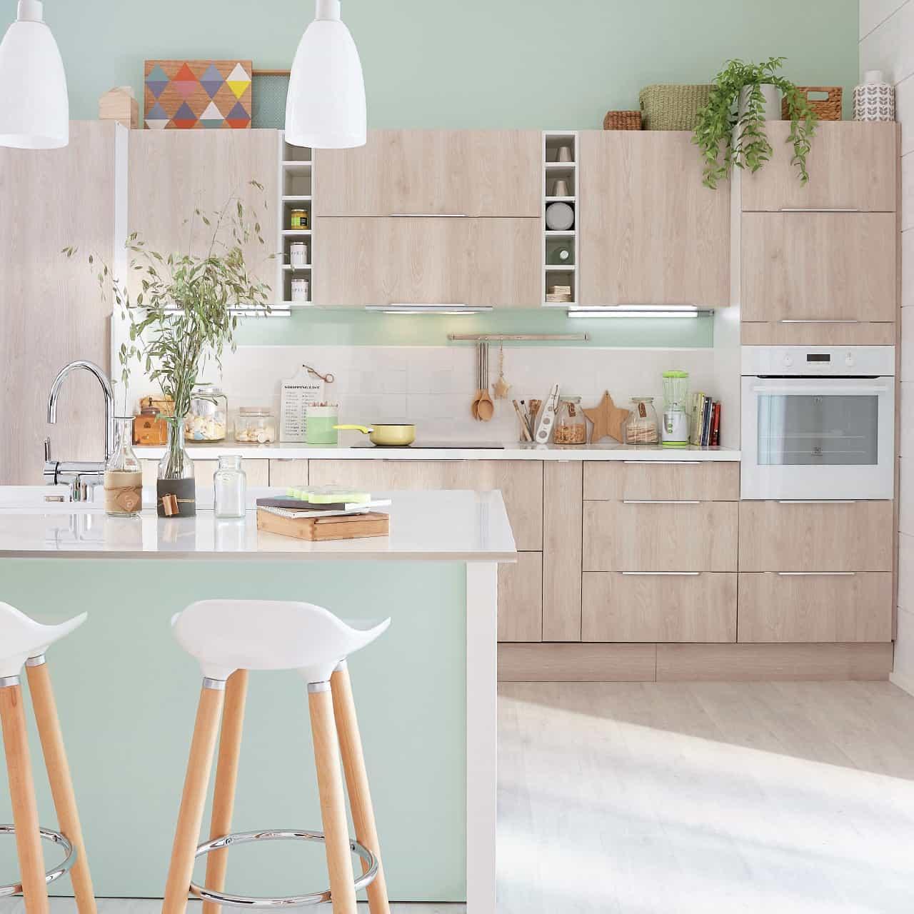 Κουζίνα Delinia iD Leroy Merlin