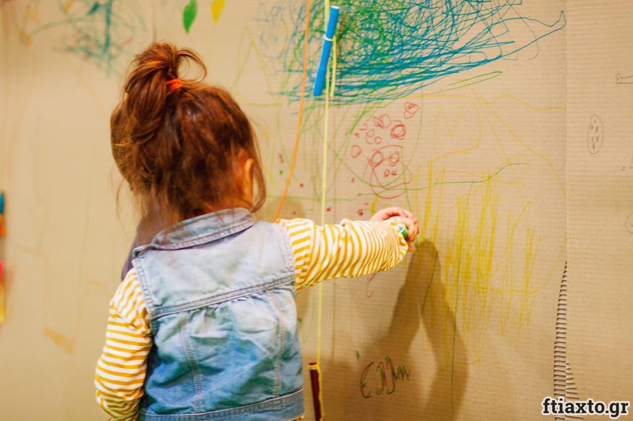 Σεμινάρια χειροτεχνίας στο ftiaxtoρουμ στο Μαρούσι από το ftiaxto.gr
