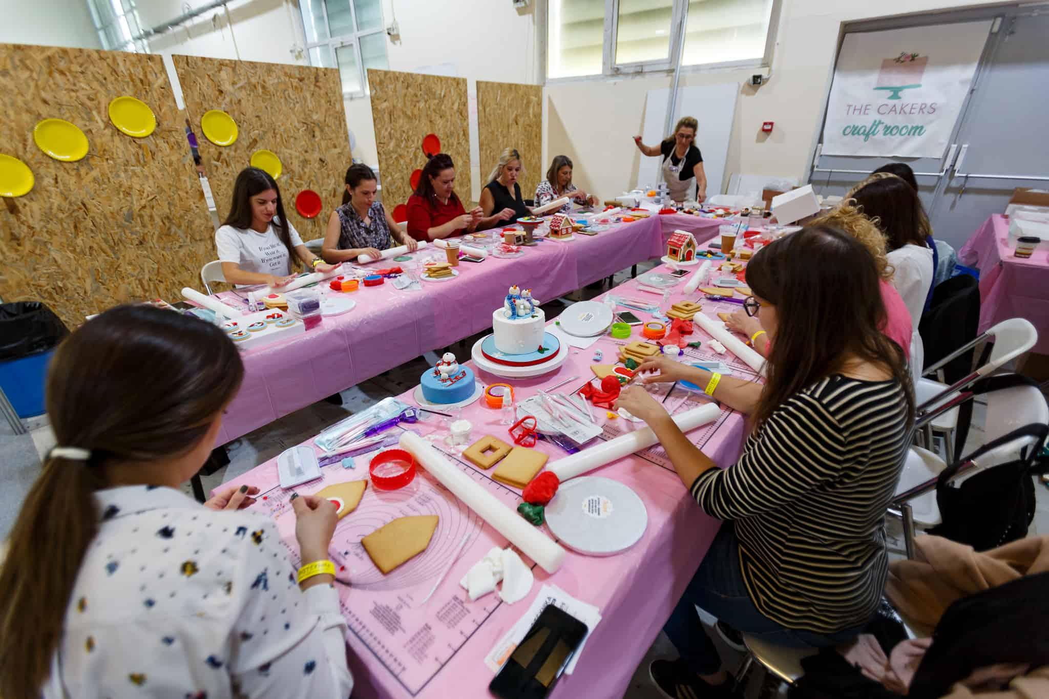 1 Δεκεμβρίου: Ημέρα ζαχαρόπαστας στο ftiaxtoρουμ! 1