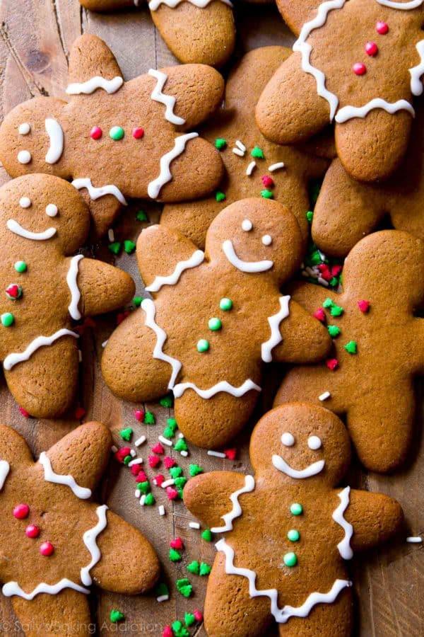 Ιδέες για χριστουγεννιάτικα μπισκότα 1
