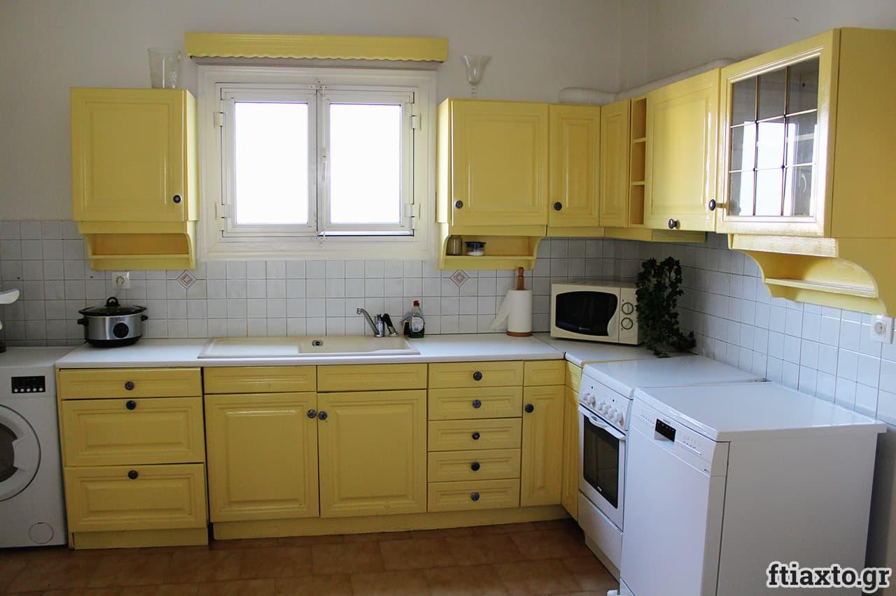 Παλιά κουζίνα