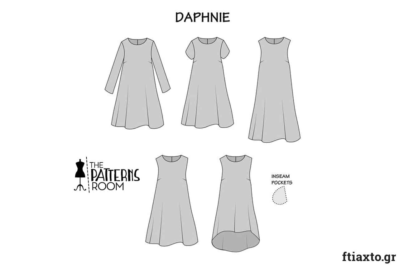 μάθε να ράβεις ρούχα