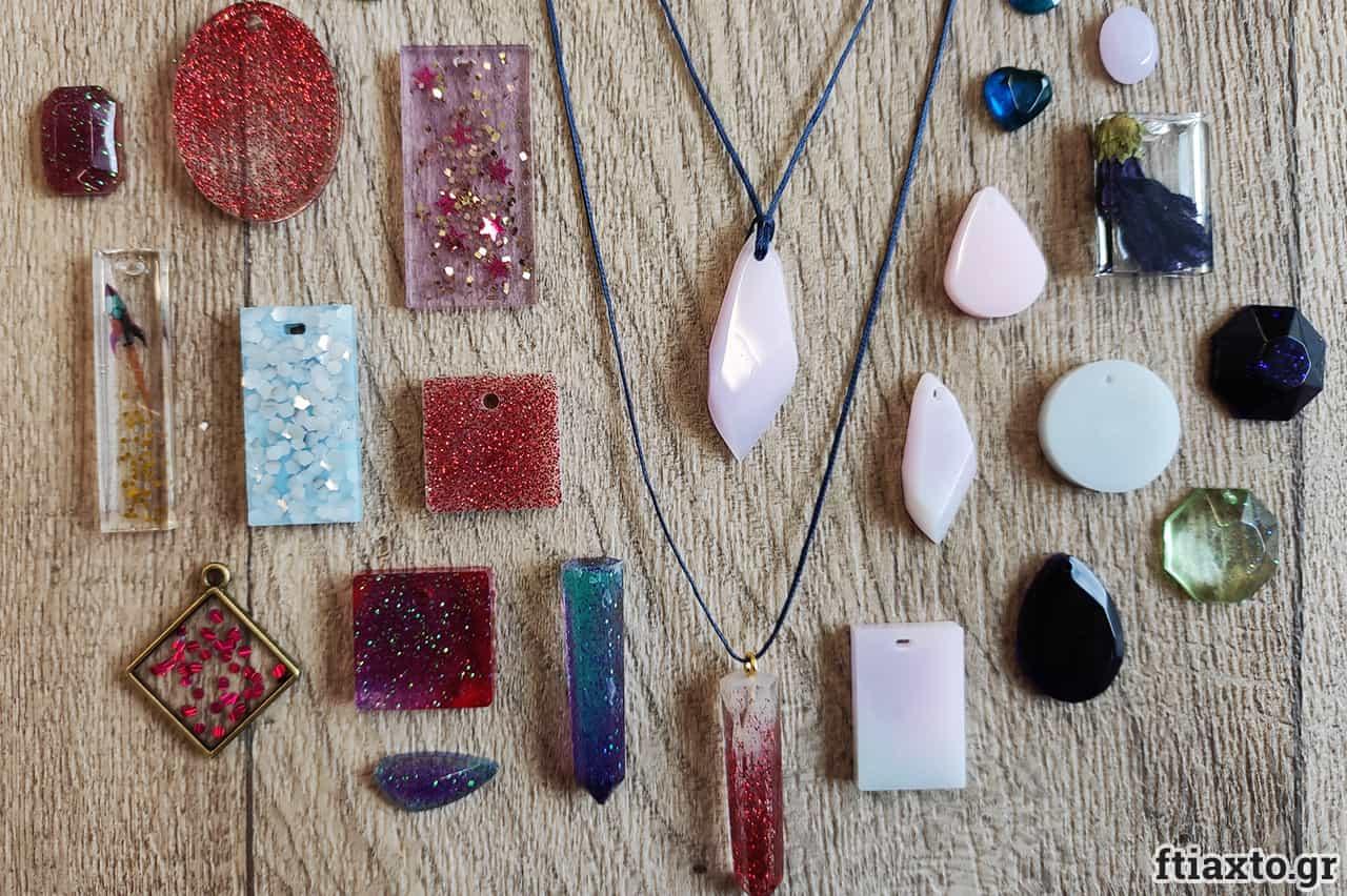 Κοσμήματα με υγρό γυαλί 10