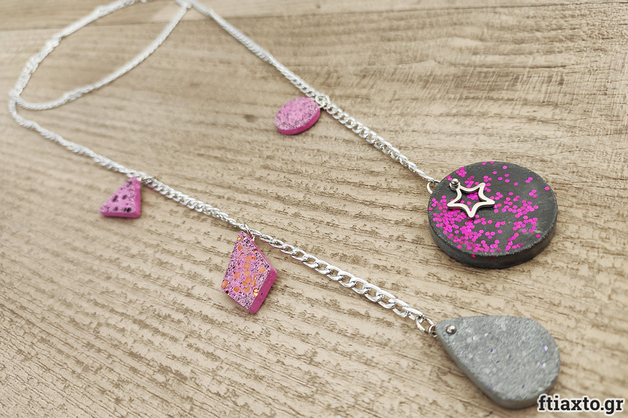 Κοσμήματα από τσιμέντο 3