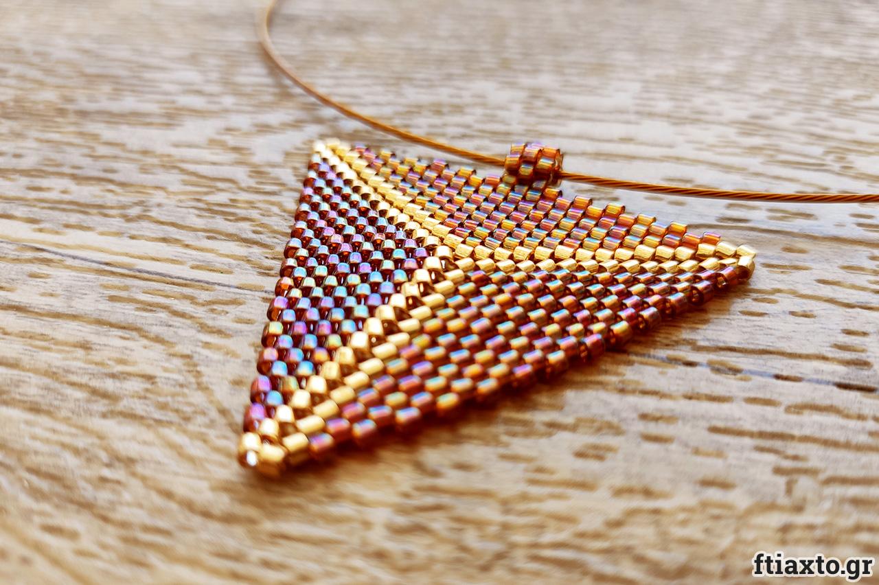 Κοσμήματα με χάντρες Miyuki 2