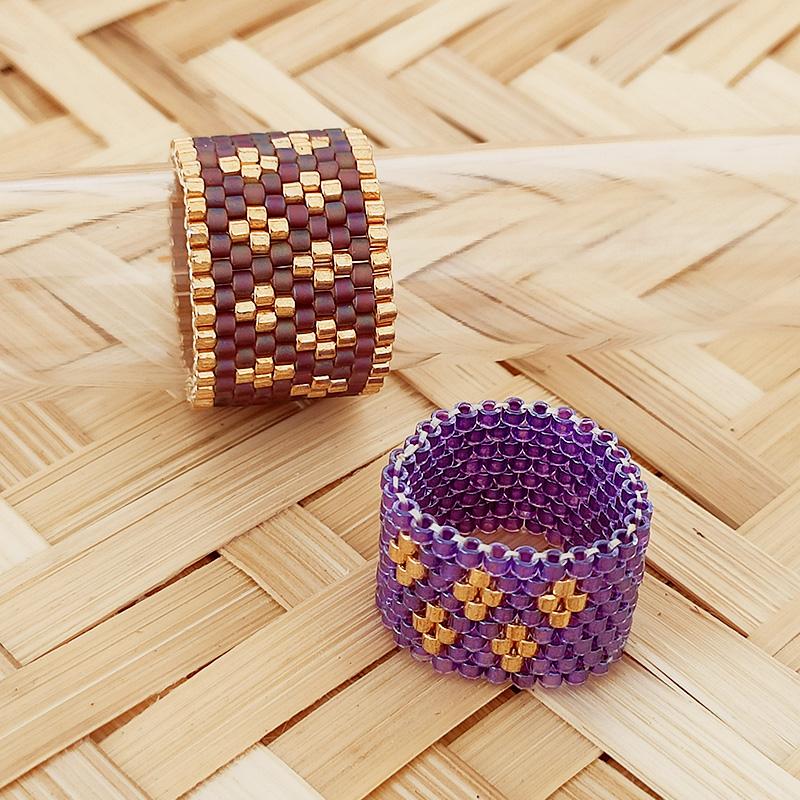 σεμινάριο κόσμημα miyuki χάντρες Μαρούσι